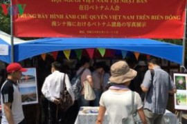 Exhibition on Vietnam's maritime sovereignty in Tokyo