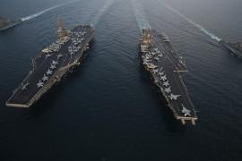 Chinesischer Admiral schlägt Versenkung von US-Flugzeugträgern vor