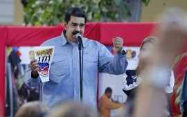 Venezuela crisis needs to be resolved through dialogue