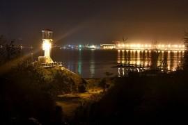 Eine gigantische, stillgelegte Militärbasis im Pazifik soll Chinas Macht ausbauen
