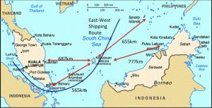 How China is eyeing and encroaching Indonesia's exclusive economic zone