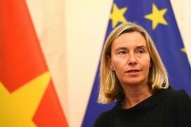 Mogherini warnt vor «Militarisierung» des Südchinesischen Meeres