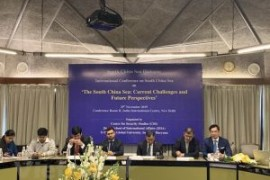 India conference discusses challenges, perspectives in East Sea