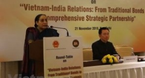 India, Canada stresses significance of navigation routes through East Sea