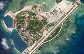 China: serious violation of international law by occupation of Paracel Islands
