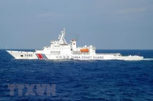 Experts call China's actions in East Sea breaches of international law