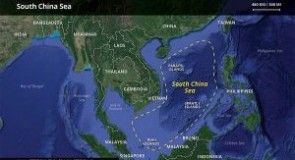 European powers and the South China Sea