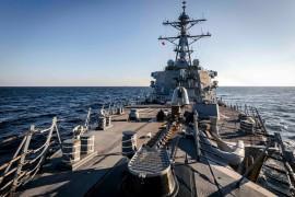 Verletzung der Souveränität –China schickt Warnung an US-Kriegsschiff in umstrittenen Seegebiet